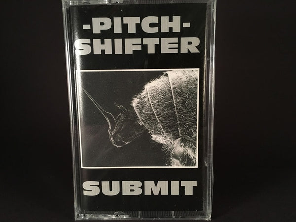 Pitch Shifter – Submit - BRAND NEW CASSETTE TAPE - metal