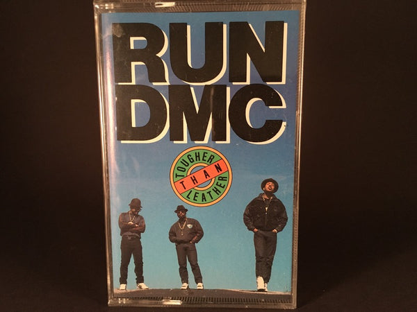 RUN DMC – Tougher Than Leather - BRAND NEW CASSETTE TAPE
