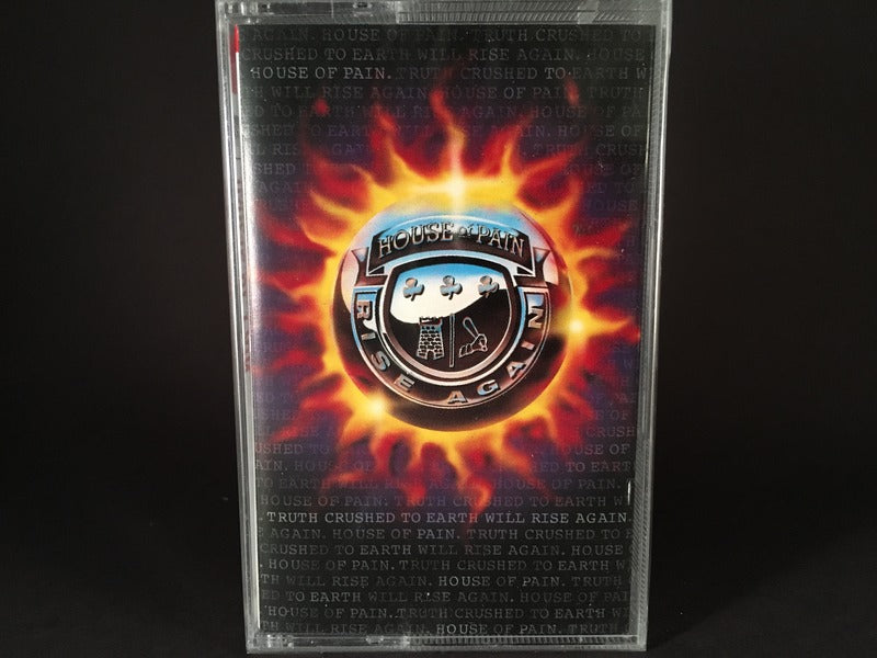 HOUSE OF PAIN - truth crushed to earth shall rise again - BRAND NEW CASSETTE TAPE