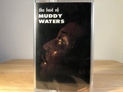 MUDDY WATERS - the best of - BRAND NEW CASSETTE TAPE