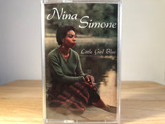 NINA SIMONE - little girl blue - BRAND NEW CASSETTE TAPE