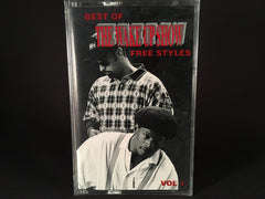 Sway & King Tech – Best Of The Wake Up Show Free Styles '94 Vol. 1 - BRAND NEW CASSETTE TAPE - hiphop