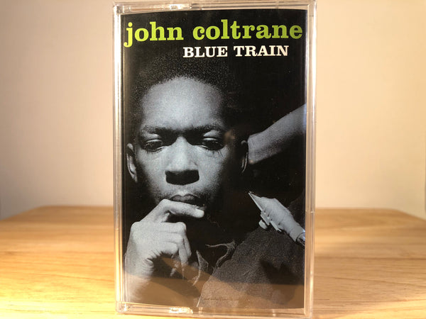 JOHN COLTRANE - blue train - BRAND NEW CASSETTE TAPE