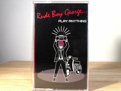 RUDE BOY GEORGE - play anything - CSD2018