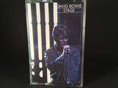 ON SALE: DAVID BOWIE - Stage (live recording) - DOUBLE ALBUM - BRAND NEW CASSETTE TAPES