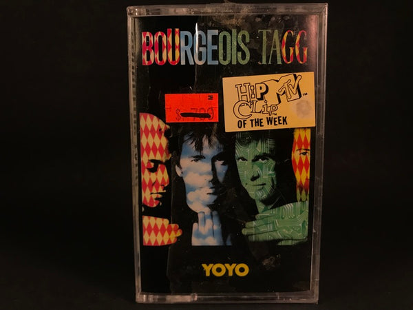 Bourgeois Tagg - Yoyo - BRAND NEW CASSETTE TAPE