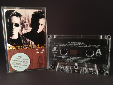 The Rembrandts - l.p. - CASSETTE TAPE - pop