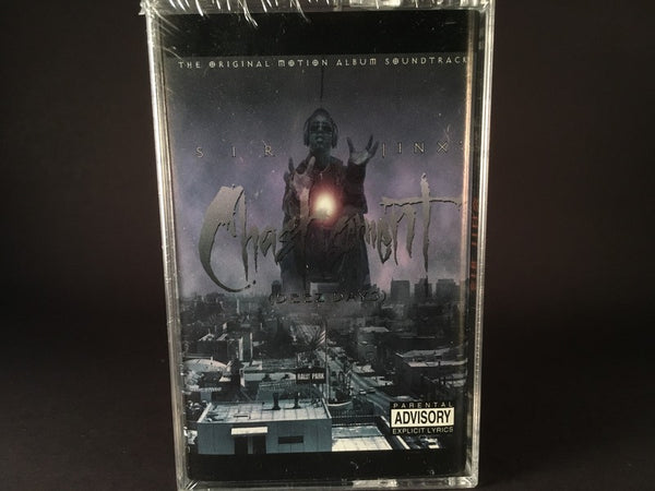Sir Jinx - Chastisement (Deez Days) - BRAND NEW CASSETTE TAPE - gangsta - [SALE]