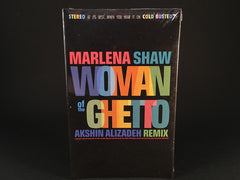 MARLENA SHAW -woman of the ghetto - BRAND NEW CASSETTE (single)