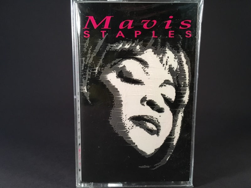 MAVIS STAPLES - s/t - BRAND NEW CASSETTE TAPE