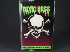 DJ Billy E - Toxic Bass - BRAND NEW CASSETTE TAPE - bass