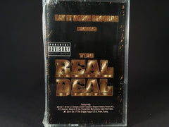 The Real Deal - various artists - BRAND NEW CASSETTE TAPE - hiphop