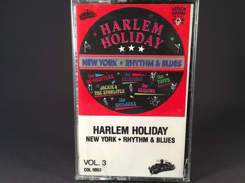 Harlem Holiday: New York Rhythm & Blues Volume 3 - BRAND NEW CASSETTE TAPE - oldies