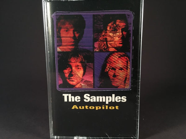 THE SAMPLES - autopilot - BRAND NEW CASSETTE TAPE