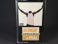 DJ Smurf And P.M.H.I. - ColliPark Music - BRAND NEW CASSETTE TAPE - bass