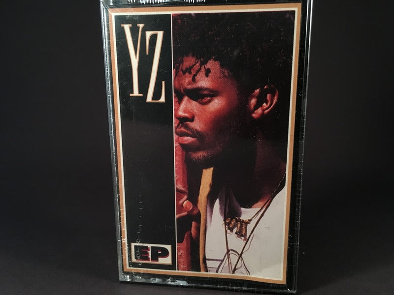 YZ - ep - BRAND NEW CASSETTE TAPE