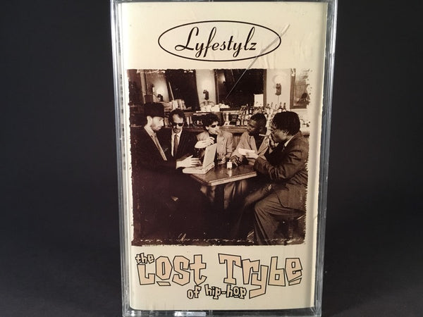 The Lost Trybe Of Hip Hop - Lyfestylz - BRAND NEW CASSETTE TAPE