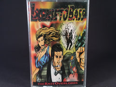 Bass Overlords - License To Bass - BRAND NEW CASSETTE TAPE - bass