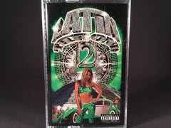 LATIN THRONE 2 - various artists - BRAND NEW CASSETTE TAPE - hiphop