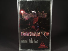 Disco And The City Boyz Featuring Total Kaos - Comin Straight At Cha - BRAND NEW CASSETTE TAPE - bass