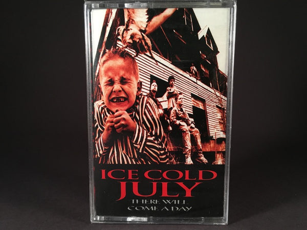 Ice Cold July - There Will Come A Day - BRAND NEW CASSETTE TAPE