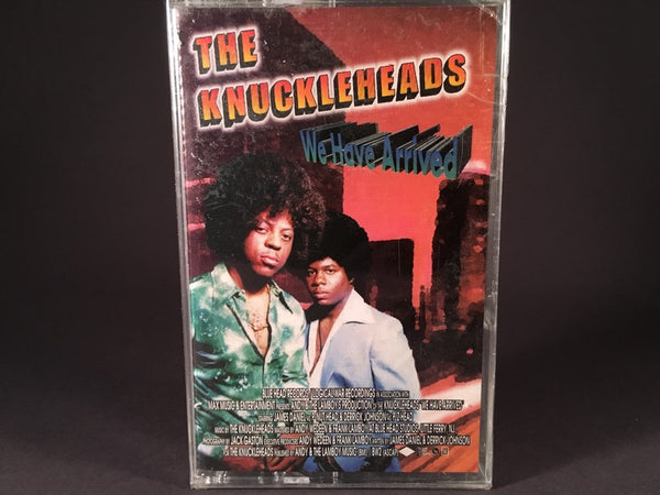 The Knuckleheads - We Have Arrived - BRAND NEW CASSETTE TAPE - bass