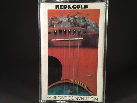 Fairport Convention - Red & Gold - BRAND NEW CASSETTE TAPE