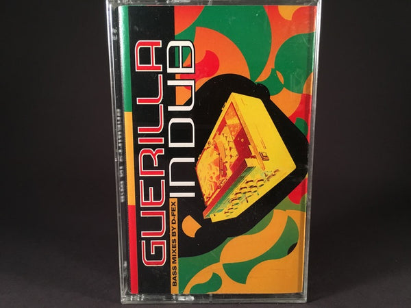 Guerilla In Dub - various artists - BRAND NEW CASSETTE TAPE - EDM