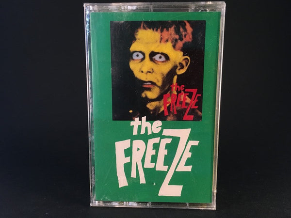 THE FREEZE - rabid reaction - BRAND NEW CASSETTE TAPE