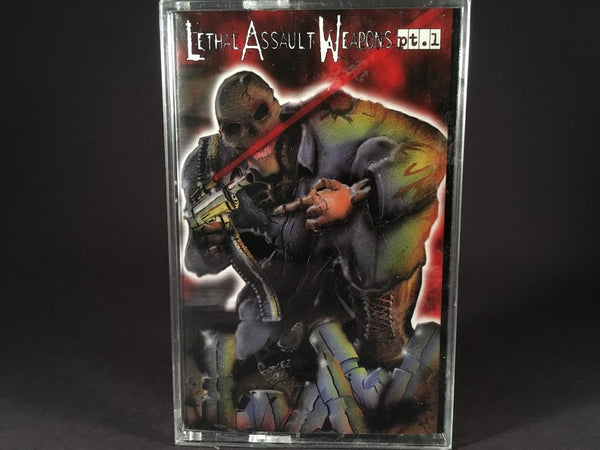 LAW - Lethal Assault Weapons Pt. 1 - BRAND NEW CASSETTE TAPE