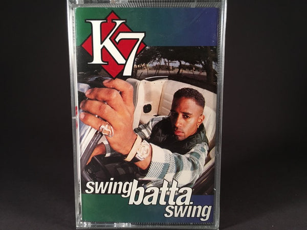 K7 - Swing Batta Swing - BRAND NEW CASSETTE TAPE
