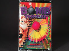 Bomb Threat - Bass-N-Tha-Jungle - BRAND NEW CASSETTE TAPE - bass