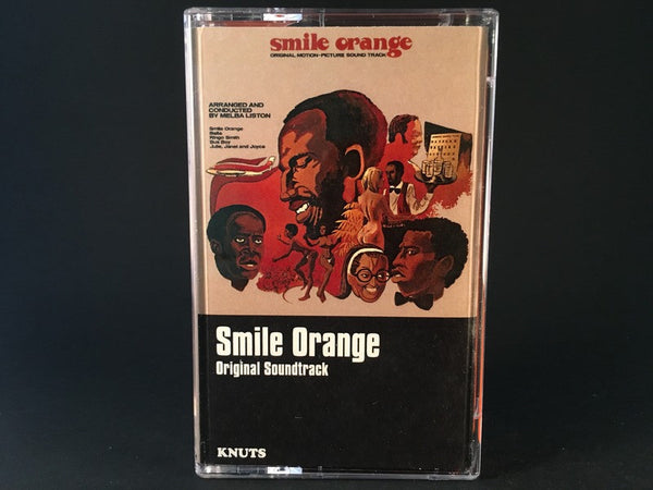 SMILE ORANGE - soundtrack - BRAND NEW CASSETTE TAPE reggae