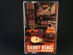 DANNY REBEL - boombox sessions - CSD (2016) reggae