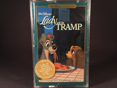 Walt Disney's Lady And The Tramp - Songs From The Motion Picture - BRAND NEW CASSETTE TAPE - childrens