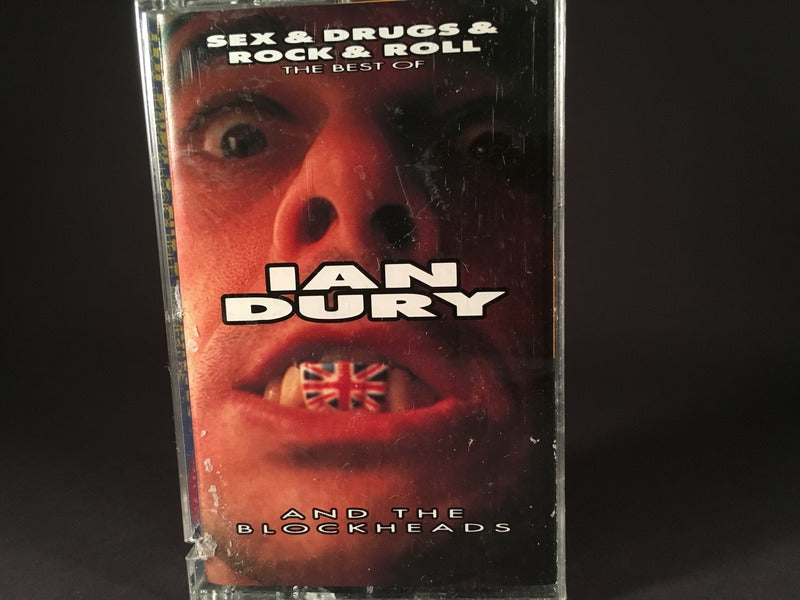 Ian Dury And The Blockheads - Sex & Drugs & Rock & Roll: The Best Of - BRAND NEW CASSETTE TAPE