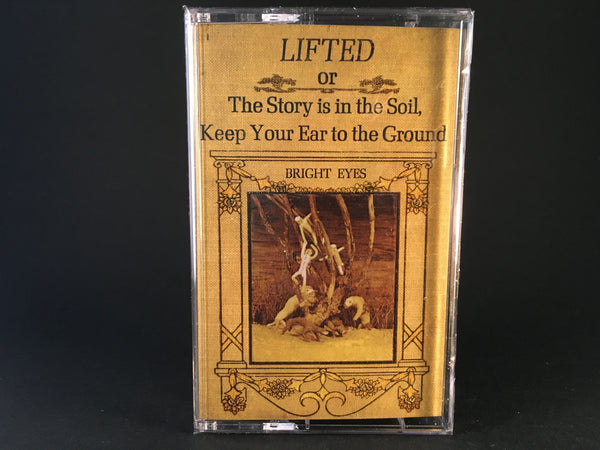 BRIGHT EYES - lifted - (Remastered) - BRAND NEW CASSETTE TAPE rock