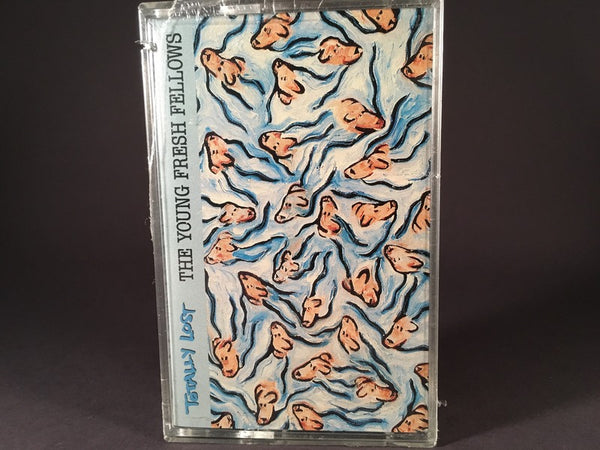 The Young Fresh Fellows - Totally Lost - BRAND NEW CASSETTE TAPE - powerpop