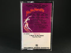NO NO NANETTE - musical - BRAND NEW CASSETTE TAPE