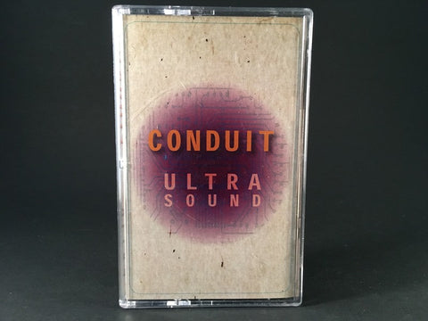 CONDUIT - ultra sound - BRAND NEW CASSETTE TAPE