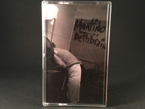 MARTINO DETHBRAIN - BRAND NEW CASSETTE TAPE
