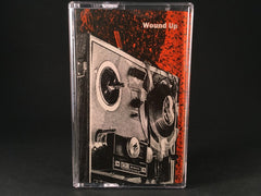 WOUND UP - beat tape - BRAND NEW CASSETTE TAPE