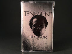 TENEMENT - bruised music Vol. 2 - BRAND NEW CASSETTE TAPE