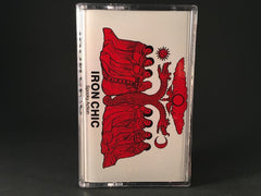 IRON CHIC - spooky action - BRAND NEW CASSETTE TAPE