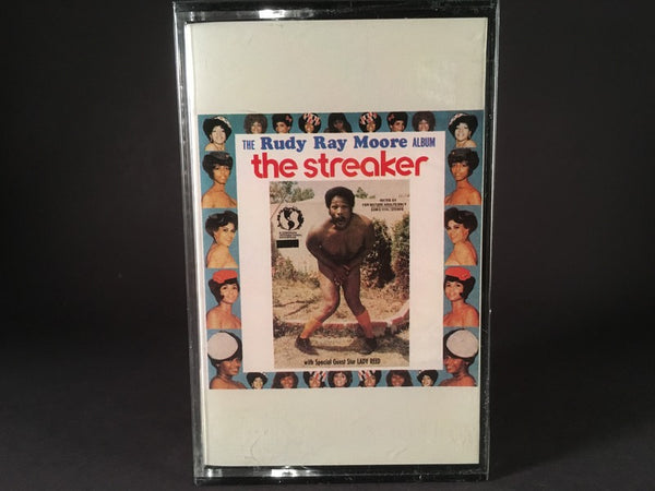 RUDY RAY MOORE - the streaker - BRAND NEW CASSETTE TAPE