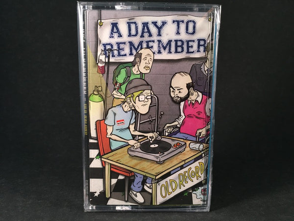 A DAY TO REMEMBER - old record - BRAND NEW CASSETTE TAPE