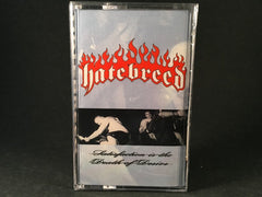 HATEBREED - satisfaction is the death of desire - BRAND NEW CASSETTE TAPE