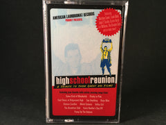 HIGH SCHOOL REUNION - tribute to those great 80's films - BRAND NEW CASSETTE TAPE