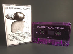 YOUR PEST BAND - ya ya ya - BRAND NEW CASSETTE-TAPE