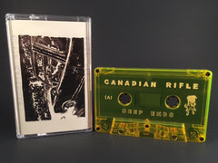 CANADIAN-RIFLE - deep-ends - BRAND NEW CASSETTE-TAPE